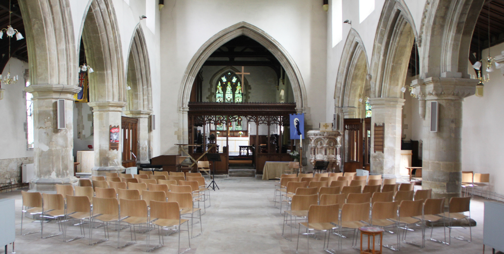 St Michaels Church Interior