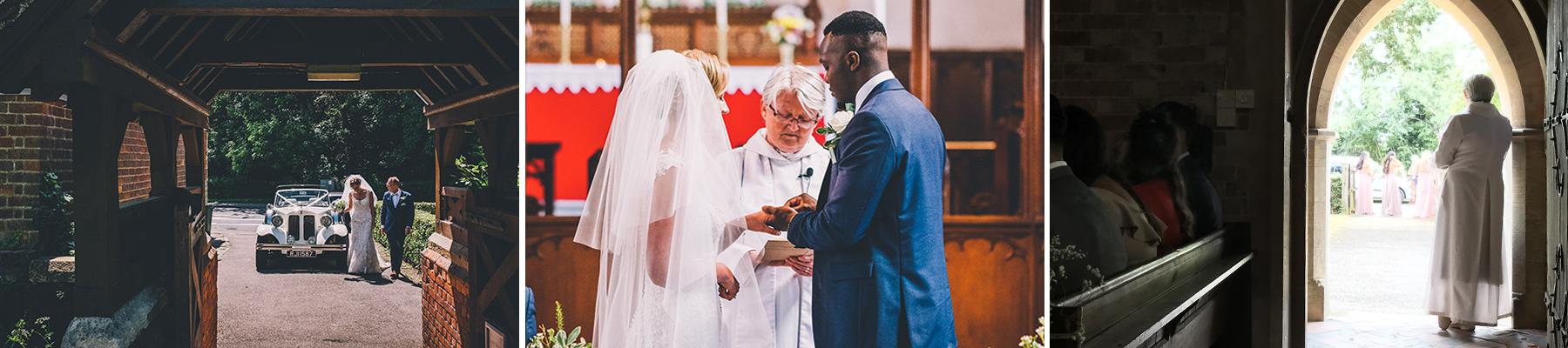 Weddings at Waddesdon Parish